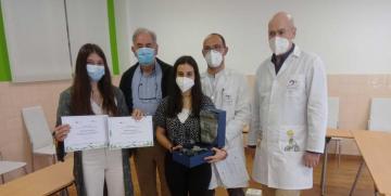El Colegio Claret (Segovia) recibe el galardón del público en el IV Premio Valores Democráticos