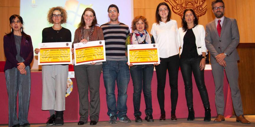 Escuelas Católicas Castilla y León y la Universidad Pontificia de Salamanca entregan el VI Premio de Buenas Prácticas Docentes
