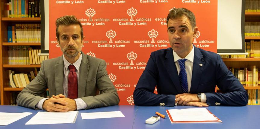 Los centros educativos católicos de León piden a los partidos un mayor clima de estabilidad y diálogo con la comunidad educativa
