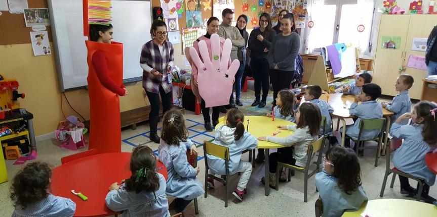 Proyecto de Promoción de la Salud del Centro Menesiano ZamoraJoven (Zamora)