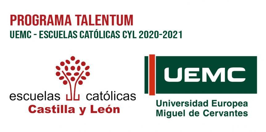 Abierto el plazo de inscripción al Programa Talentum UEMC – Escuelas Católicas Castilla y León para los mejores alumnos de Bachillerato