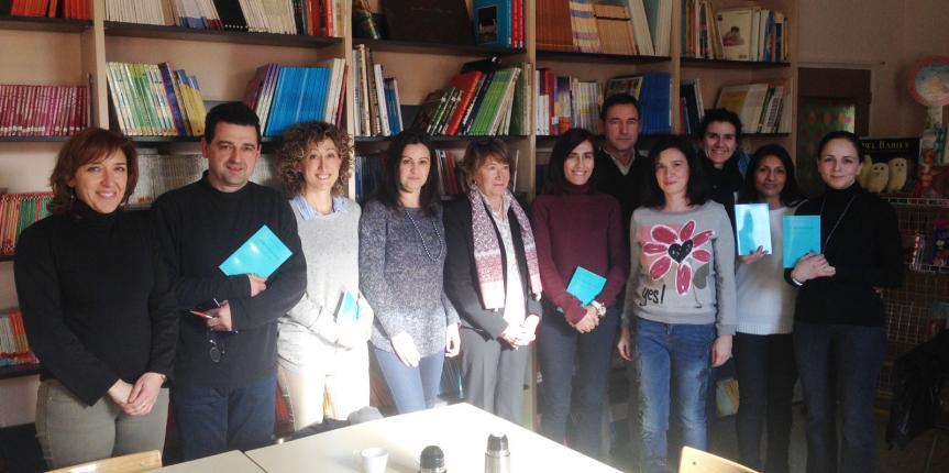 Club de lectura del Colegio Divina Pastora (León)