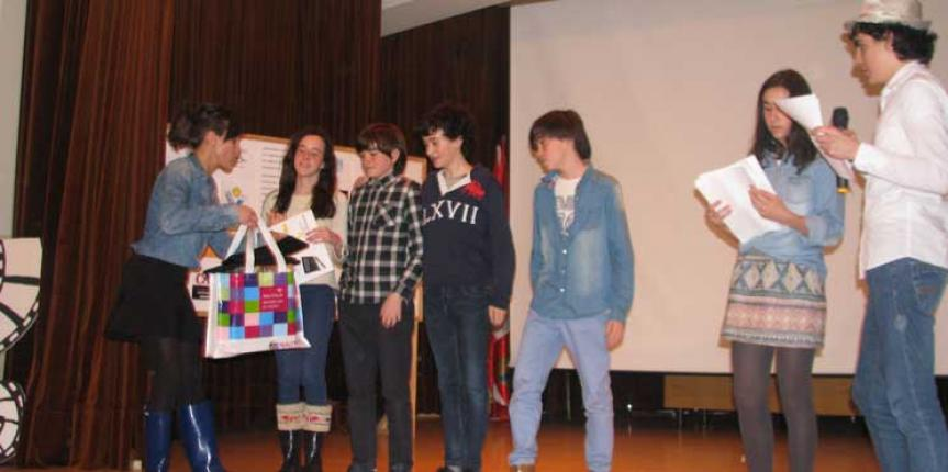 El Colegio Sagrado Corazón (Soria) celebra su Semana Cultural