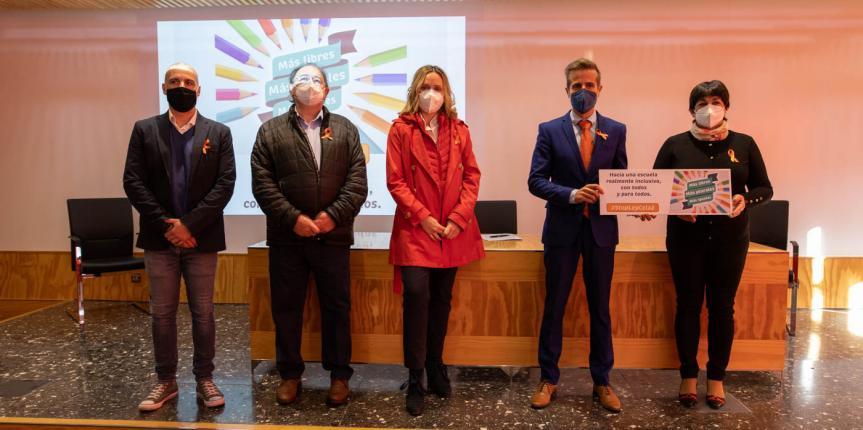La enseñanza concertada de Castilla y León impulsa la campaña 'Más plurales, más libres, más iguales'