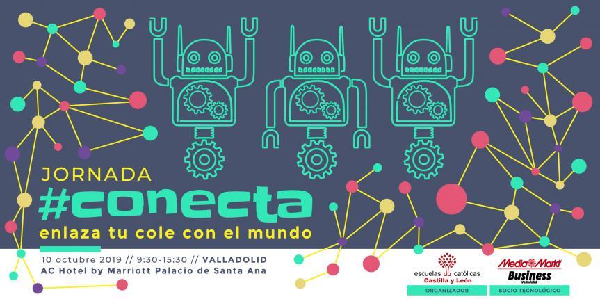 Jornada #Conecta: Enlaza tu cole con el mundo