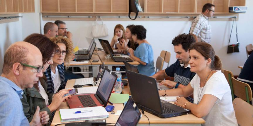 Fin de curso para el Posgrado en Innovación, Metodología Docente y Evaluación aplicada a la Educación de Escuelas Católicas Castilla y León