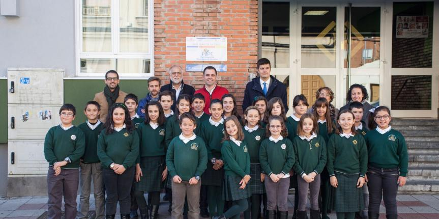 El Plan PIPE de Escuelas Católicas Castilla y León suma cuatro nuevos colegios en León