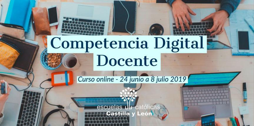 Competencia Digital Docente – CURSO online