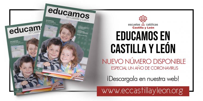 Revista 'Educamos en Castilla y León', abril 2021