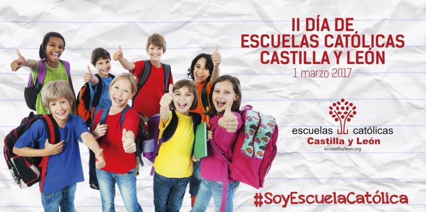 La comunidad educativa de centros concertados católicos de Zamora celebran el Día de Escuelas Católicas Castilla y León