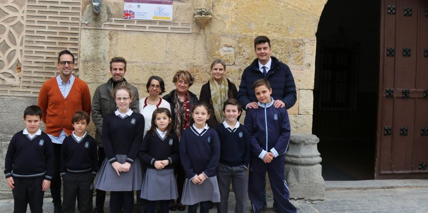 El Colegio Concepcionistas de Segovia se suma al Plan PIPE de plurilingüismo educativo
