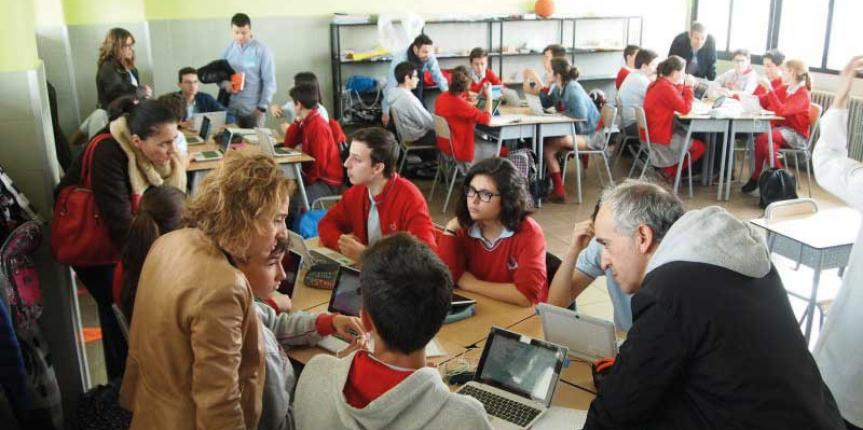 Colegio San Agustín (Valladolid): Herramientas digitales para inspirar el cambio