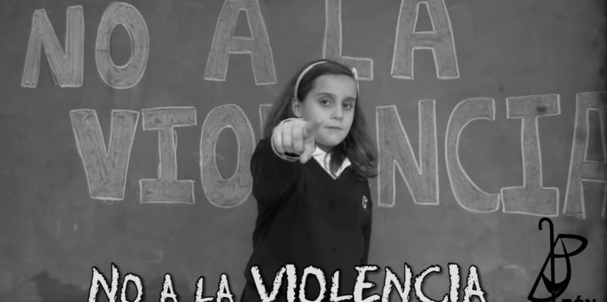 Alumnos del Colegio Divina Pastora (León) ganan el concurso 'Un grito contra la violencia' y el premio semanal 'El Norte escolar'