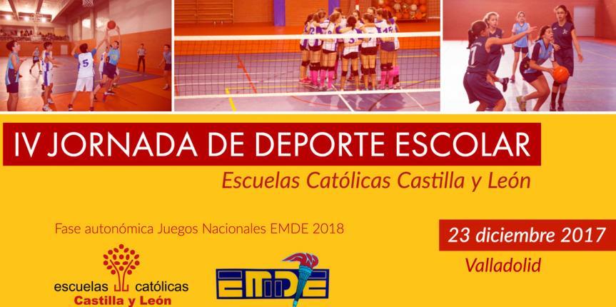Escolares de Castilla y León buscan su clasificación para los Juegos Nacionales EMDE 2018
