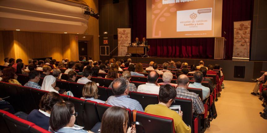 Asamblea 2015: Balance positivo del curso para los 193 centros concertados católicos de la región