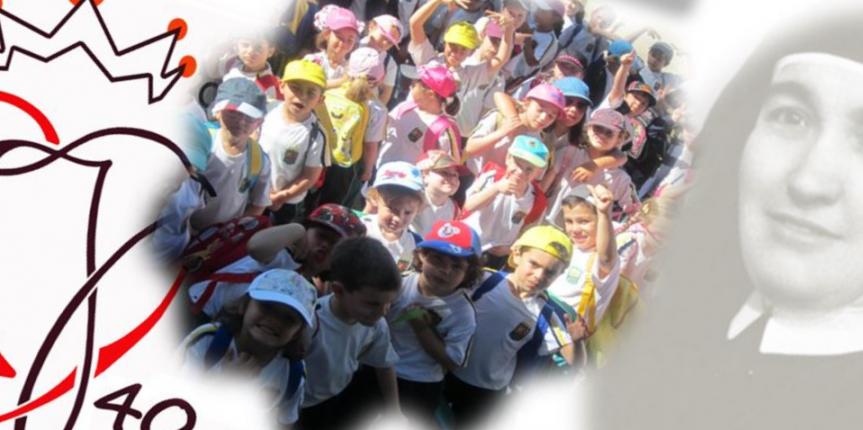 40 aniversario del Colegio Reinado del Corazón de Jesús y Nuestra Señora del Pilar (Valladolid)