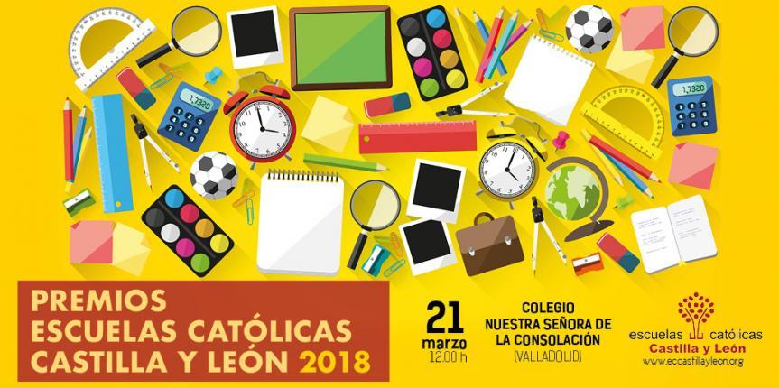 Premios Escuelas Católicas Castilla y Leon 2018: La Policía Nacional, galardonada por su compromiso en la formación de alumnos en seguridad y mejora de la convivencia