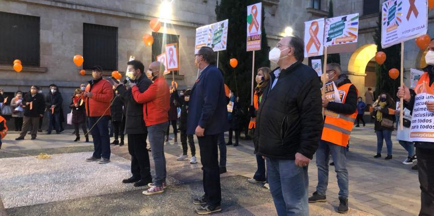La educación de Salamanca se une a la defensa de la libertad y la pluralidad educativa frente a la Ley Celaá