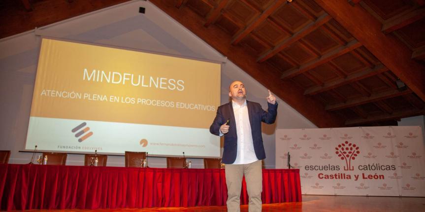 Más de 200 docentes participan en el Congreso TIC e Innovación Educativa 2018 de Escuelas Católicas Castilla y León