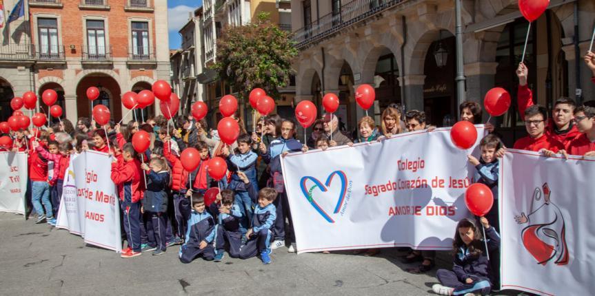 Los centros zamoranos de Escuelas Católicas Castilla y León celebran su proyecto educativo común