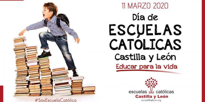 Celebración del Día de Escuelas Católicas Castilla y León 2020