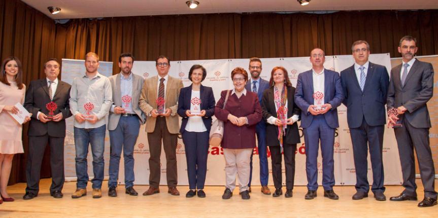 Escuelas Católicas Castilla y León entrega sus premios anuales a los docentes y centros educativos más innovadores