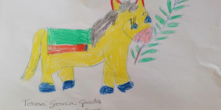 Ganadores del Concurso de Dibujo #encasasevivelasemanasanta de FECAMPA Burgos