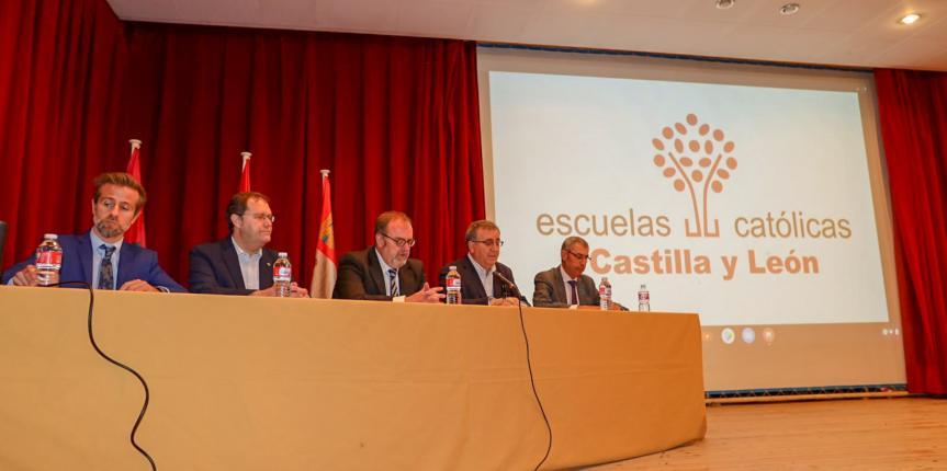 Asamblea 2019: Escuelas Católicas Castilla y León apuesta por reforzar su sentido de identidad y unidad