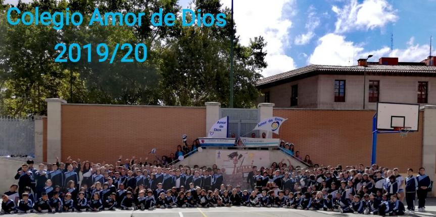 Todos a bordo en el Colegio Amor de Dios (Valladolid)