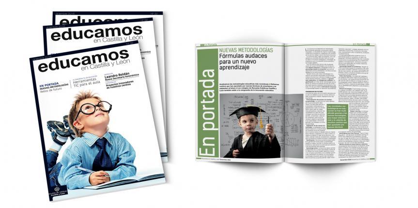 Revista 'Educamos en Castilla y León' número 32, diciembre 2016