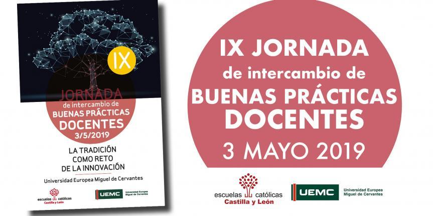IX Jornada de Intercambio de Buenas Prácticas Docentes de Innovación Educativa junto a la Universidad Europea Miguel de Cervantes