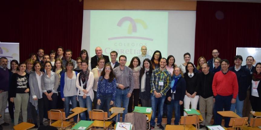 Reunión de colegios claretianos en Segovia