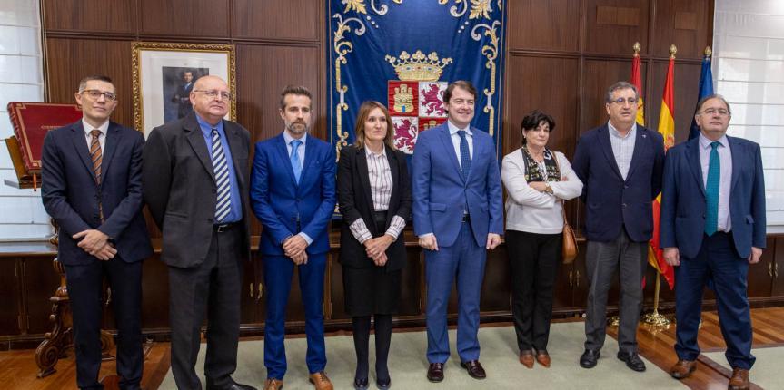 Escuelas Católicas valora positivamente el apoyo a la educación concertada del presidente de la Junta de Castilla y León
