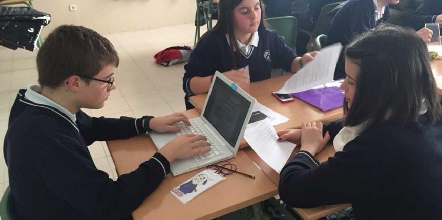 Certificación nivel 5 TIC para diez colegios de Escuelas Católicas Castilla y León