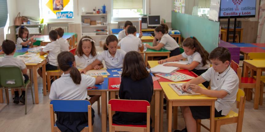 Proceso de admisión de alumnos para el curso 2019-2020 en Castilla y León