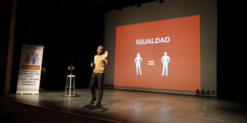 FECAMPA Valladolid ayuda a los padres a educar en la igualdad de género