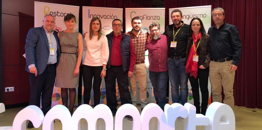 El Colegio Divina Pastora de León participa en el I Congreso Comparte y Transforma la Educación