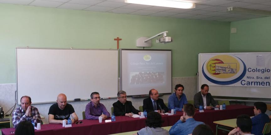Semana Cultural 2018 en el Colegio Nuestra Señora del Carmen (Valladolid)