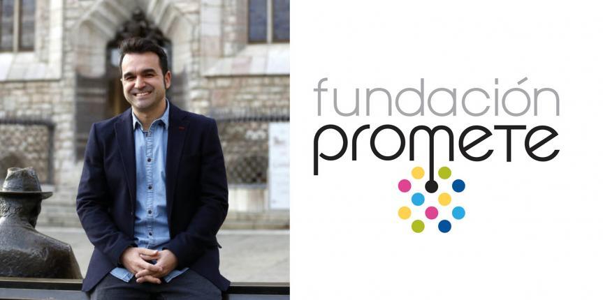 El profesor Manu Velasco, nuevo Embajador del Talento de la Fundación Promete