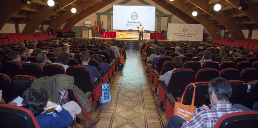 Escuelas Católicas Castilla y León promueve la aplicación en sus centros de la innovación y las TIC en sus procesos de enseñanza