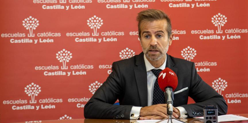 Los centros de Escuelas Católicas en Palencia arrancan el curso escolar 2021-2022 con 7.169 alumnos