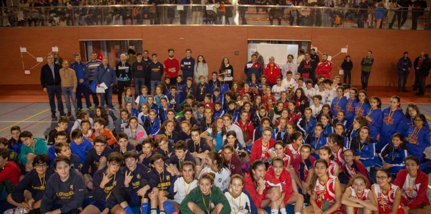 San Agustín, Corazonistas e Inmaculada Maristas logran su clasificación para los Juegos Nacionales EMDE 2019