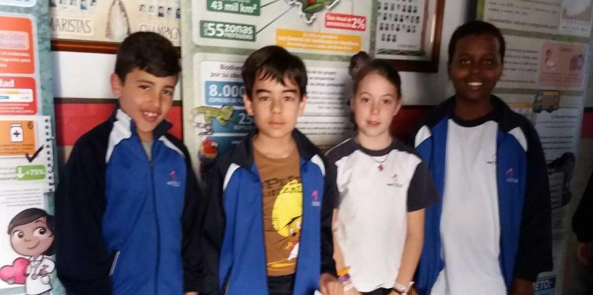 Solidaridad en el Colegio Marista Champagnat de León