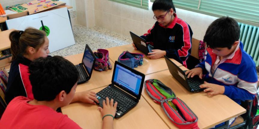 El proyecto 'Héroes TIC' del Colegio San Gregorio-La Compasión de Aguilar de Campoo, Premio Nacional Francisco Giner de los Ríos