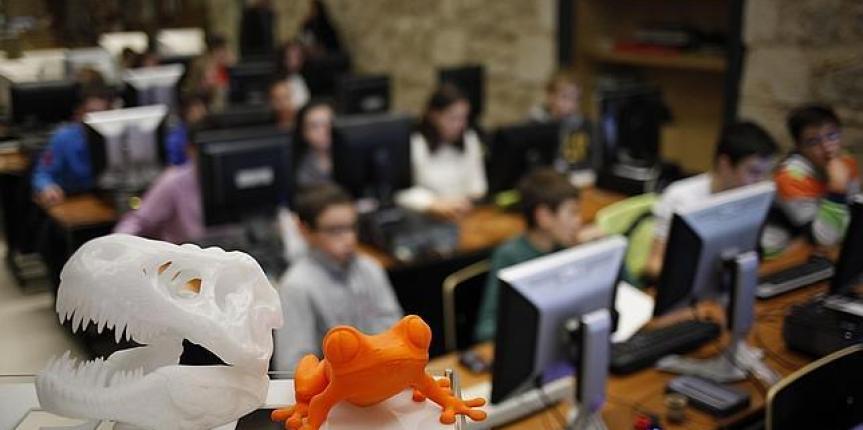Colegio Jesús y María (Valladolid), talleres de impresión en 3D