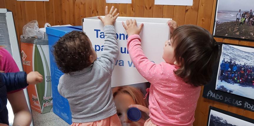 Cinco colegios de Escuelas Católicas Castilla y León reciben el Sello Ambiental 'Centro Educativo Sostenible'