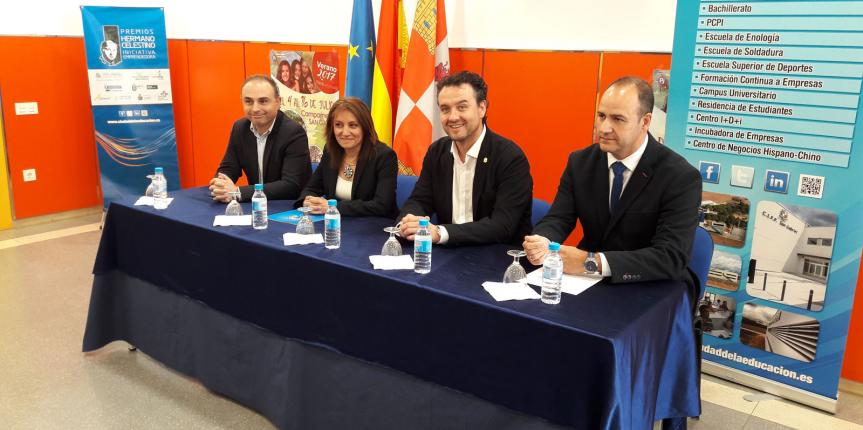 El Colegio San Gabriel (Aranda de Duero) abrirá la primera Escuela nacional de Salvamento y Socorrismo