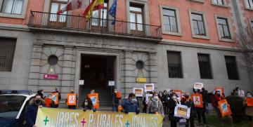 La educación de Zamora y Ávila vuelve a salir a la calle contra la Ley Celaá