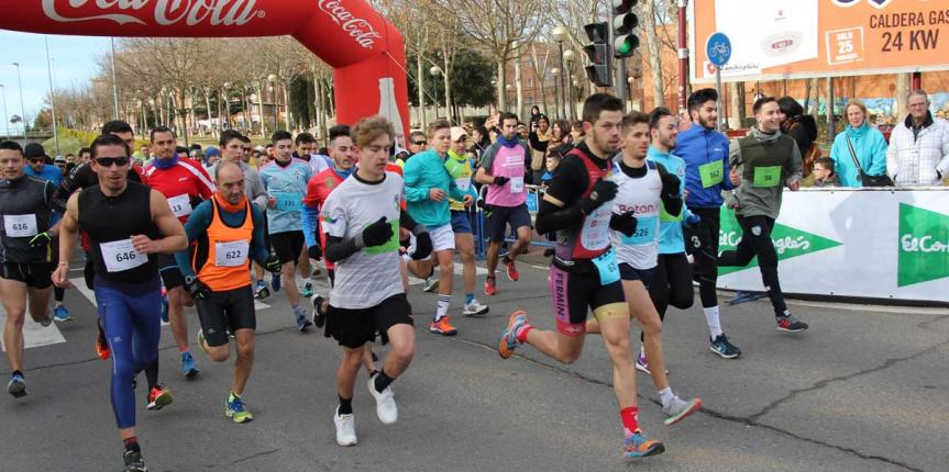 Salamanca se vuelca en la XXVI Carrera Popular Don Bosco