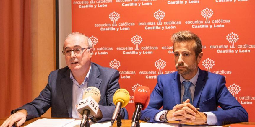 La concertada católica de Burgos pide estabilidad y diálogo en un comienzo de curso marcado por las elecciones
